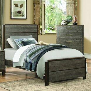 Adam Panel Bed