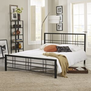 Lola Platform Bed by Luxury Home