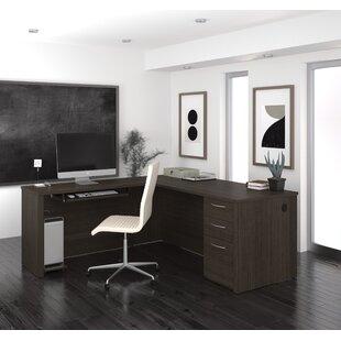 Zipcode Design Lexington Contemporary L-Shape Computer Desk