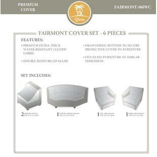 Rosecliff Heights 6 Piece Canvas Cover Set