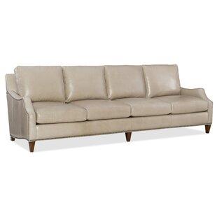 Bradington-Young Richalin Leather Sofa