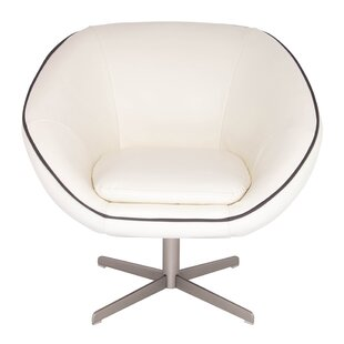 Orren Ellis Yohana Swivel Lounge Chair