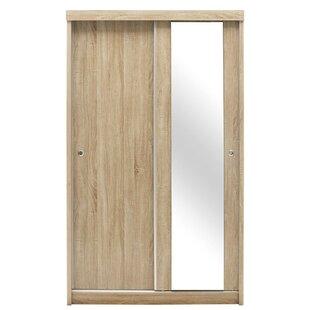 Castell 2 Door Sliding Wardrobe By 17 Stories