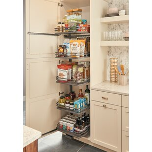 Rev-A-Shelf Orion-Gray Swing Out for Pantry