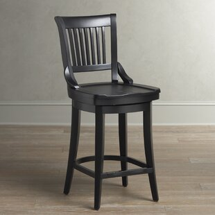 Darby Home Co Arguelles Swivel Stool