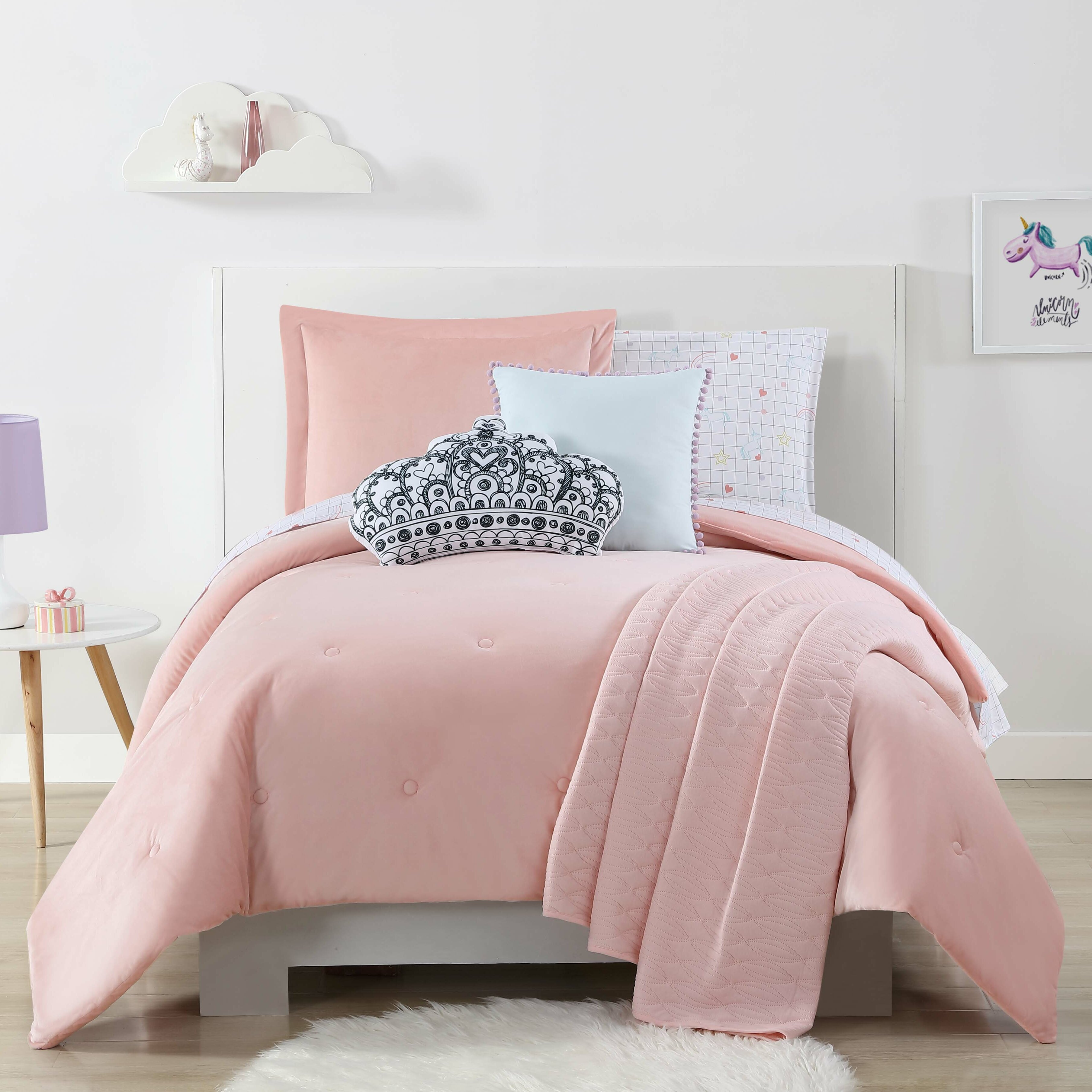 ideas archaicawful gray blush sheets grey rose peach comforter bedding colored images and