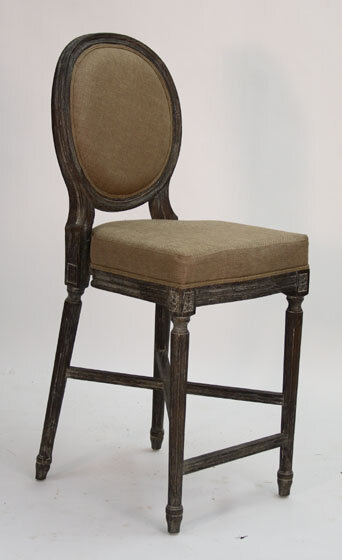Zentique Medallion 25 Bar Stool Wayfair