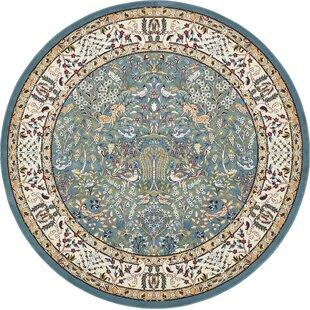 Jackson Blue Area Rug by Astoria Grand