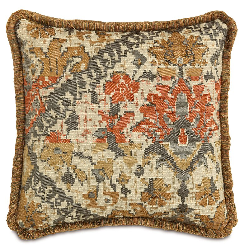 Eastern Accents Chalet Douglas Down Floral Throw Pillow Perigold