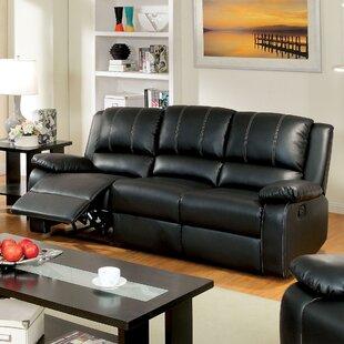 Jerriste Reclining Sofa by Hokku Designs