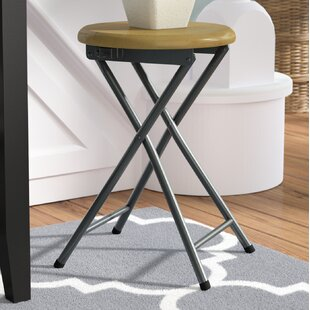 Top Reviews Bingham Folding Stool By Andover Mills