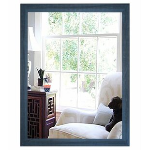 Shop For Rectangle Cottage Framed Wall Mirror By Rosecliff Heights