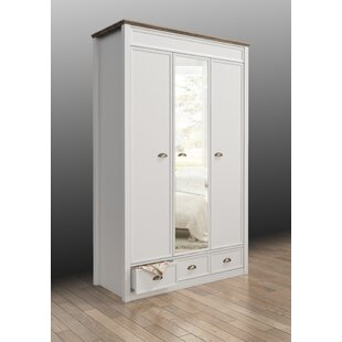 Epps 3 Door Wardrobe By Brambly Cottage