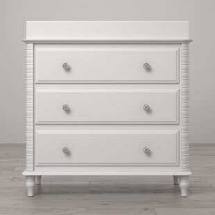 Rowan Valley Linden 3 Drawer Changing Table Dresser by Little Seeds
