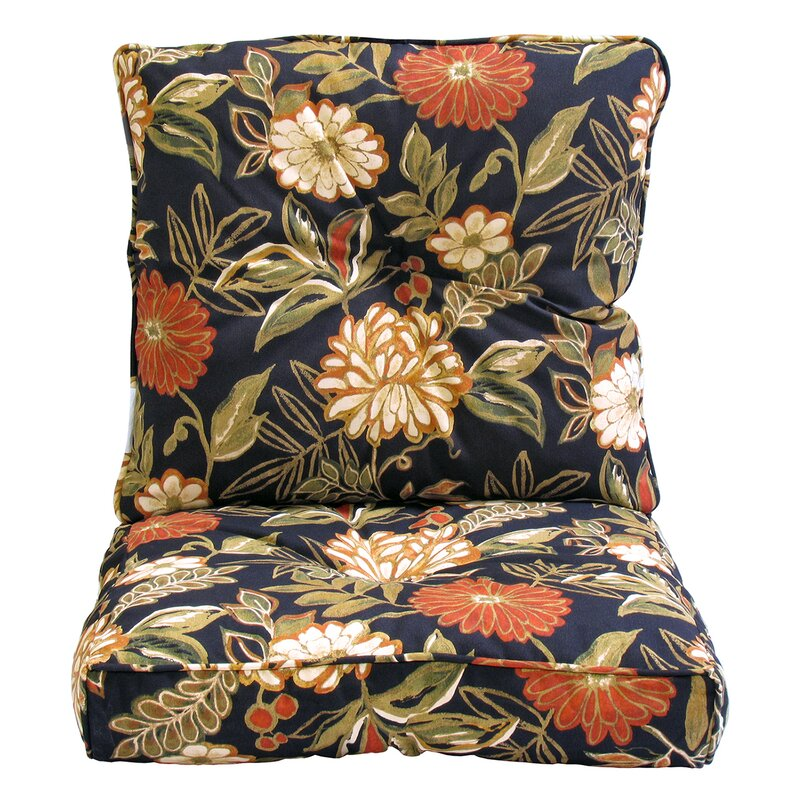 Bay Isle Home Deep Seating Indoor/Outdoor Sofa Cushion ...