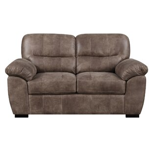 Order Clapham Standard Loveseat by 17 Stories Reviews (2019) & Buyer's Guide