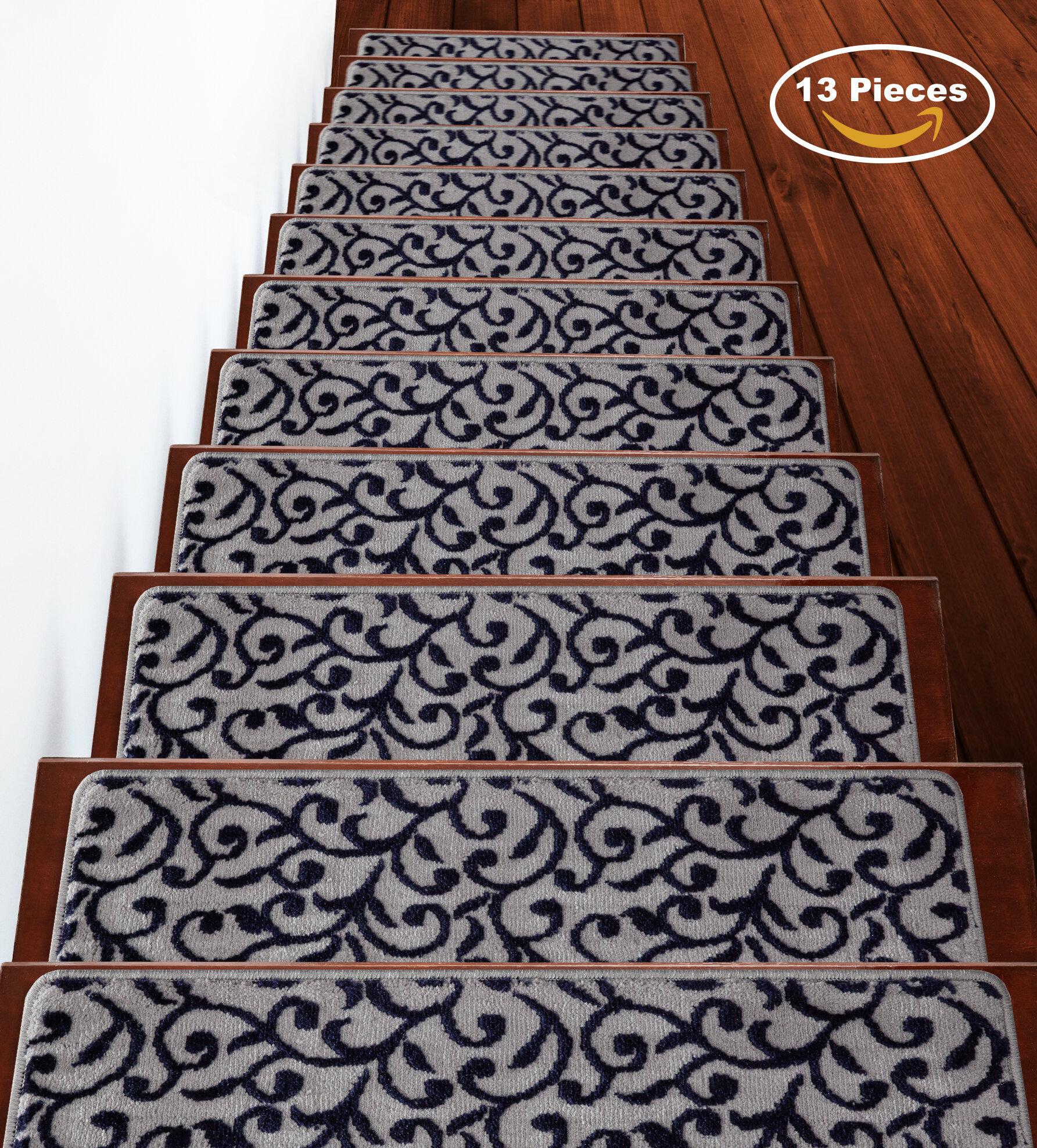 Elegant Stair Tread Rugs You Ll Love In 2021 Wayfair