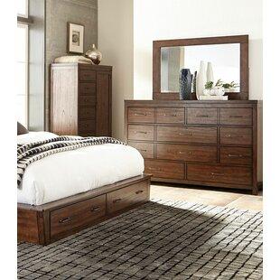 Turnbull 12 Drawer Dresser by Millwood Pines