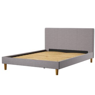 Westlake Upholstered Platform Bed by Mercury Row