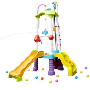 Fun Zone Tumblin' Tower Climber By Little Tikes