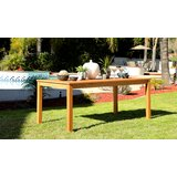 Aryanna Solid Wood Dining Table