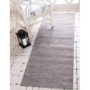 Faircloth Gray Indoor/Outdoor Area Rug