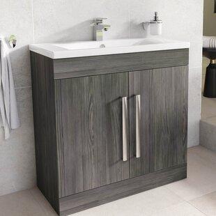 Whitfield 800mm Free-standing Vanity Unit By Belfry Bathroom