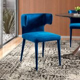 Dion Upholstered Dining Chair by AllModern