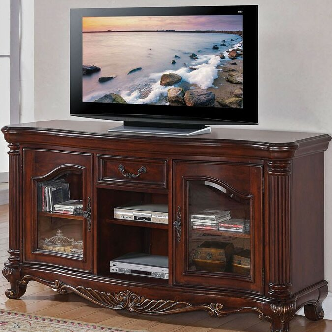 Astoria Grand Niven Solid Wood Tv Stand For Tvs Up To 70 Reviews Wayfair Ca