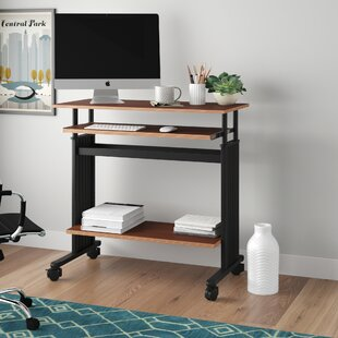 Sherrard Computer Desk By Mercury Row