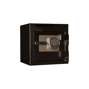 Electronic Lock Depository Safe by Tracker Safe