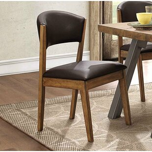 Vivian Upholstered Dining Chairs (Set Of 2) by Foundry Select 2019 Online