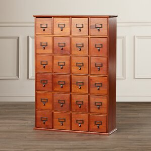 Shillington Multimedia Storage Cabinet