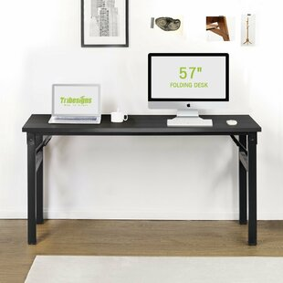 Ebern Designs Wilmont Folding Writing Desk