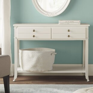 Affordable Round Hill Console Table By Beachcrest Home