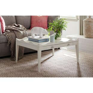 Affordable Stenciled Coffee Table By YoungHouseLove