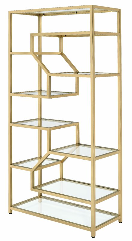 Beautiful Alida Cube Etagere Bookcase With Images