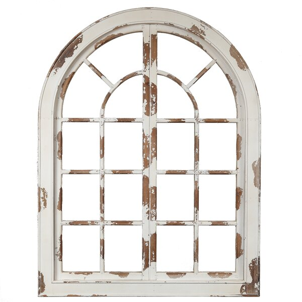 Arched Window Wall Decor Wayfair