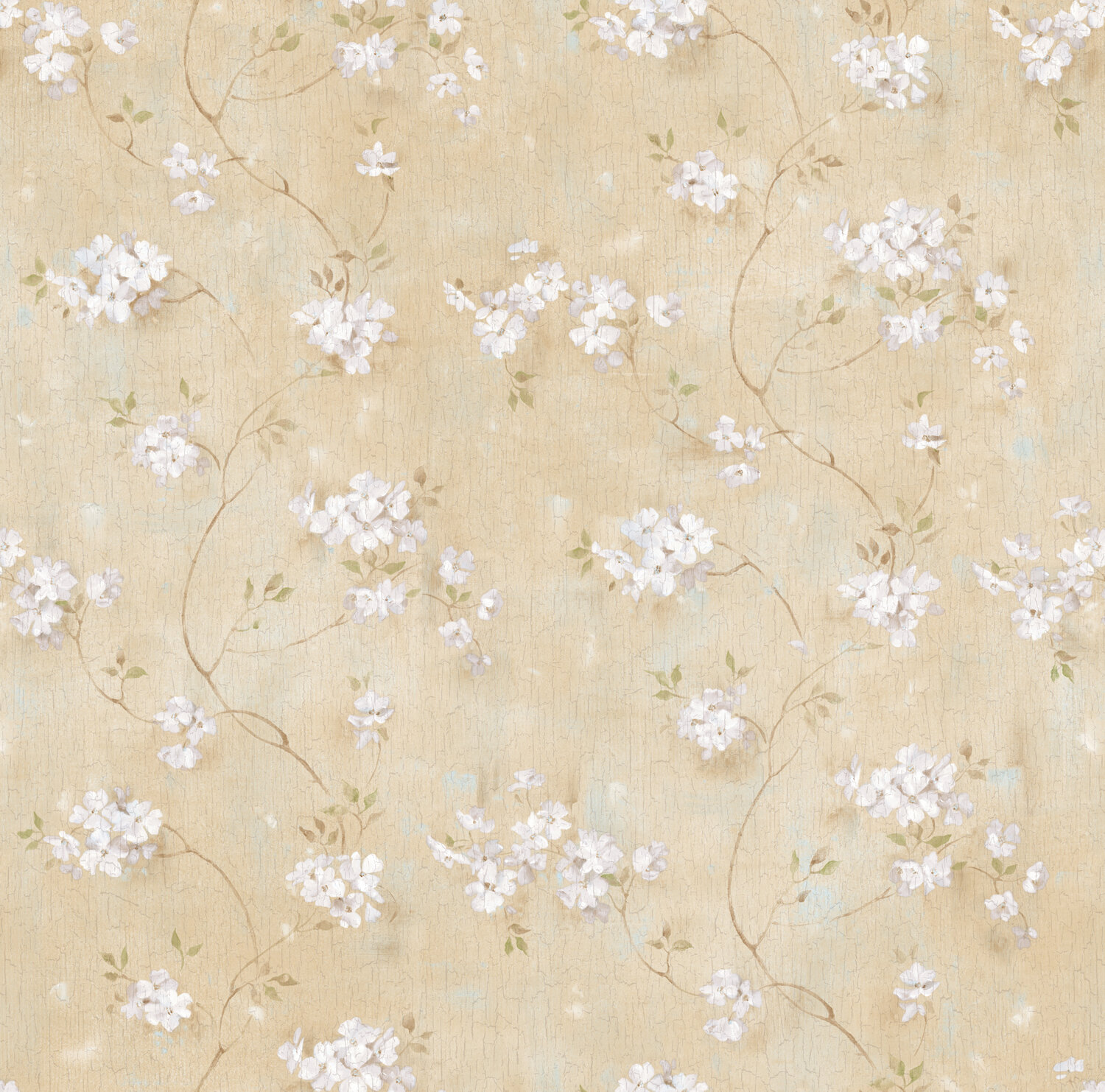 August Grove Kelsea Country 33 X 20 5 Floral 3d Embossed