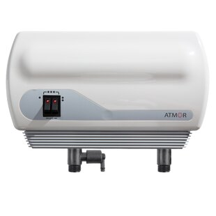 Super 900 3kW/110V 0.5 GPM Electric Tankless Water Heater By Atmor Industries Ltd.
