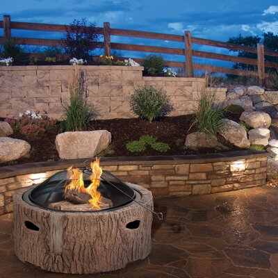 Stone Outdoor Fireplaces Amp Fire Pits You Ll Love In 2019