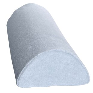 4-in-1 Soft Half Moon Bolster Cover