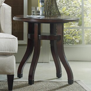 Palisade End Table by Hooker Furniture