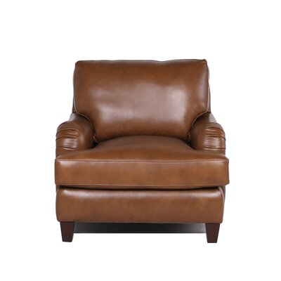 17 Stories Eris Club Chair Upholstery Color Camel