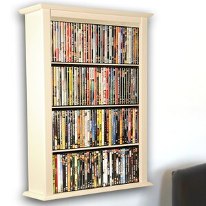 Single Wall Mounted Storage Rack by Rebrilliant