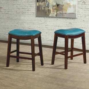 Ottawa Backless 24 Bar Stool Millwood Pines
