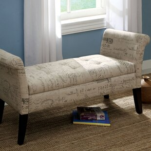 Harper Upholstered Storage Bench