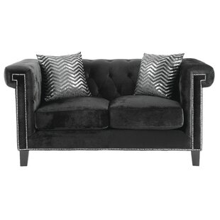 Grosvenor Chesterfield Loveseat