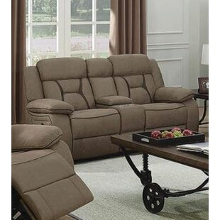 Compare prices Estevao Motion Reclining Loveseat by Latitude Run Reviews (2019) & Buyer's Guide