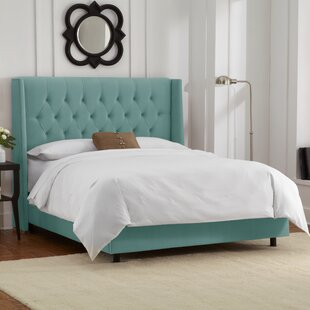 Willa Arlo Interiors Florine Upholstered Panel Bed